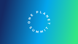 One Planet Summit - 11 janvier 2021